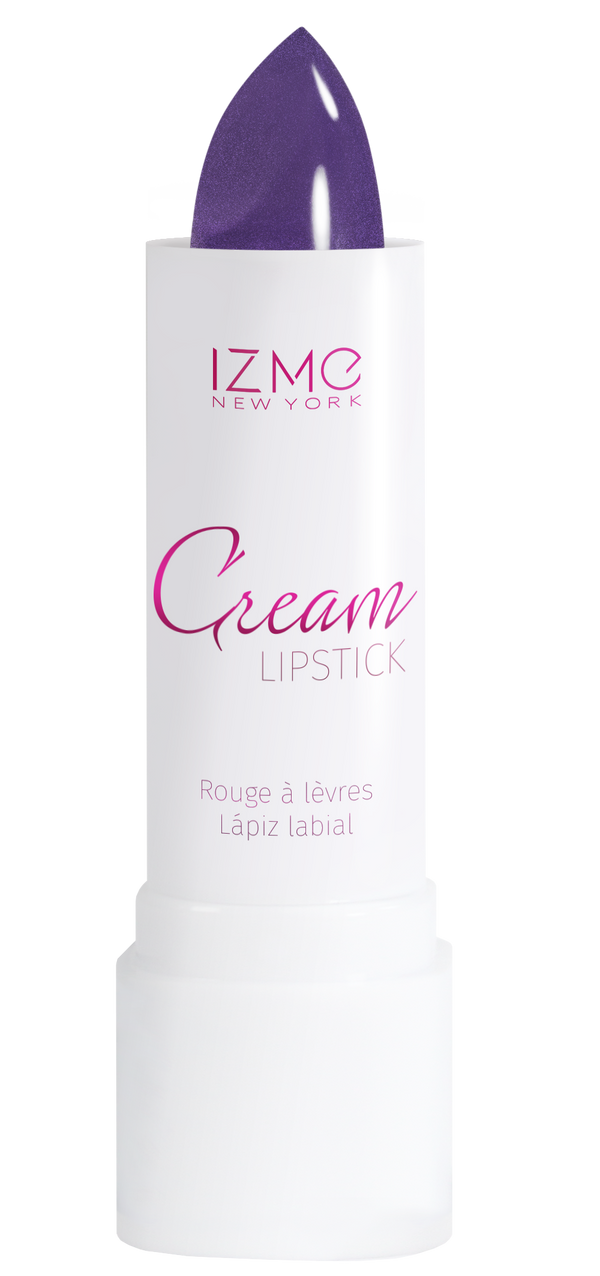 IZME New York Cream Lipstick – Brave – 0.12 fl. Oz / 3.5 gm