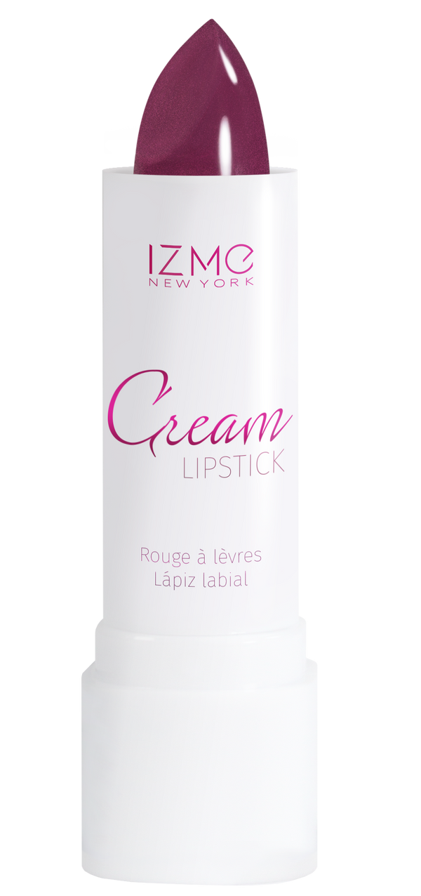 IZME New York Cream Lipstick – Passion – 0.12 fl. Oz / 3.5 gm