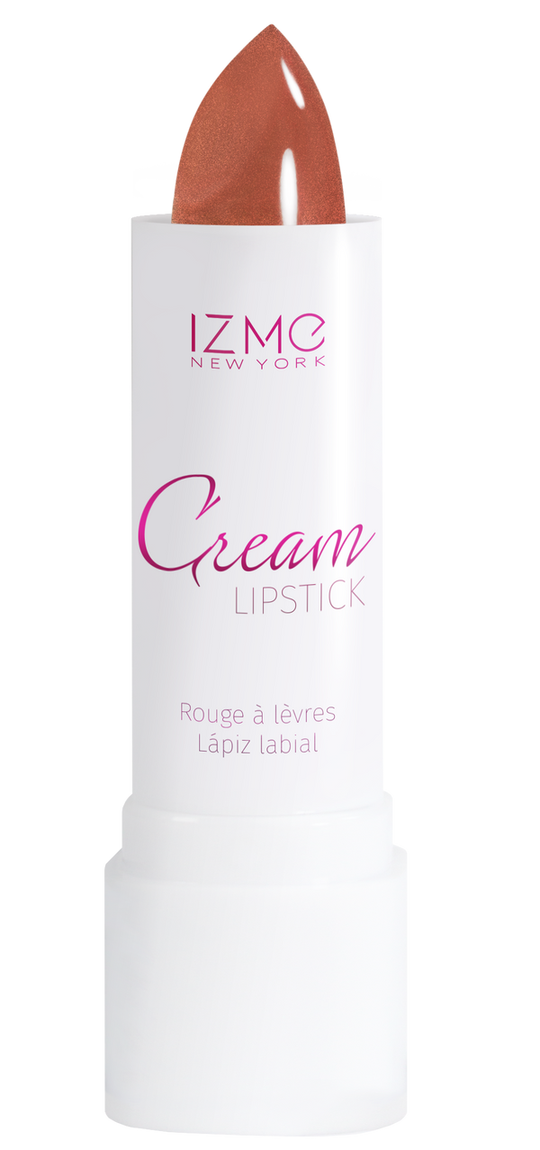 IZME New York Cream Lipstick – Rose Candy – 0.12 fl. Oz / 3.5 gm