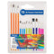 Asst. Size Paint Brush Set (15/Pack)