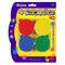 Assorted Color 40 ml Finger Paint (4/Pack)
