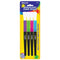 Jumbo Watercolor Paint Brush (4/Pack)