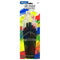 Asst. Size Oil Paint Brush Set (9/Pack)