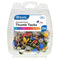 Assorted Color Thumb Tack (200/Pack)