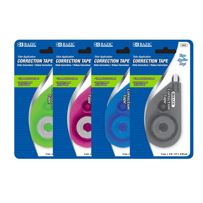 "5 Mm X 236"" Correction Tape, 1-pack"