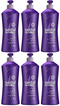 Sedal Co-Creations por Yuko Liso Perfecto Crema Para Peinar, 300ml (Pack of 6)