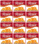Royal Orange Gelatin, 1.41 oz (Pack of 12)