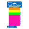 "40 Ct. 3"" X 3"" Neon Stick On Notes (4/Pack)"