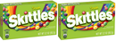 Sour Skittles Bite Size Candies, 3.2 oz (Pack of 2)