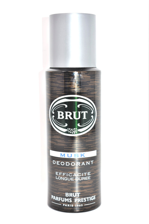 Brut Must Deodorant Spray, 200ml