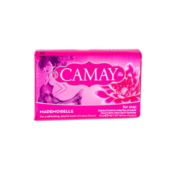 Camay France Mademoiselle Beauty Soap, 85gm
