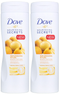 Dove Nourishing Secrets Replenishing Ritual Body Lotion, 250 ml (Pack of 2)