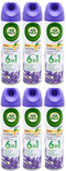 Air Wick Air Freshener Lavender & Chamomile Fragrance, 8 oz (Pack of 6)
