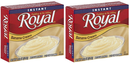 Royal Banana Cream, 1.85 oz (Pack of 2)