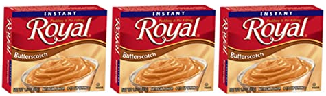 Royal Butterscotch, 1.85 oz (Pack of 3)