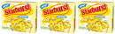 Starburst Lemon Gelatin Artificially Flavored, 3.89 oz (Pack of 3)