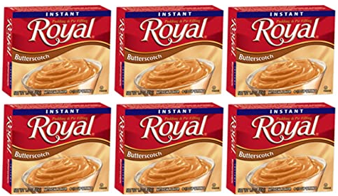 Royal Butterscotch, 1.85 oz (Pack of 6)
