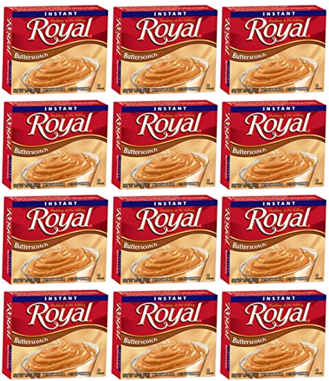 Royal Butterscotch, 1.85 oz (Pack of 12)
