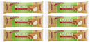 Daddy Ray's Artificially Flavored Apple Bars, 10 oz (Pack of 6)