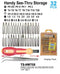 Precision Screwdriver Tip Set, 32-in-1