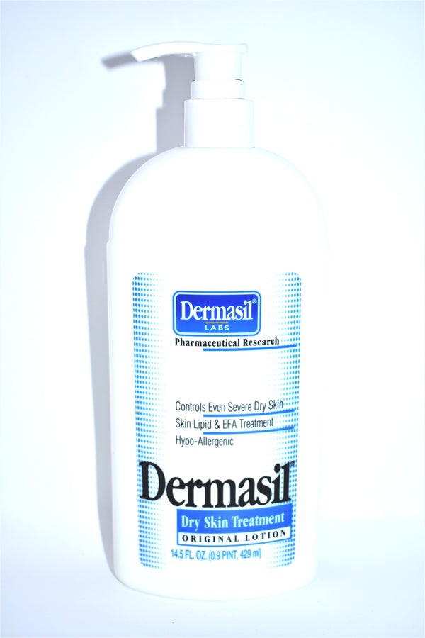 Dermasil Labs Dry Skin Treatment Original Lotion, 14.5 fl oz.