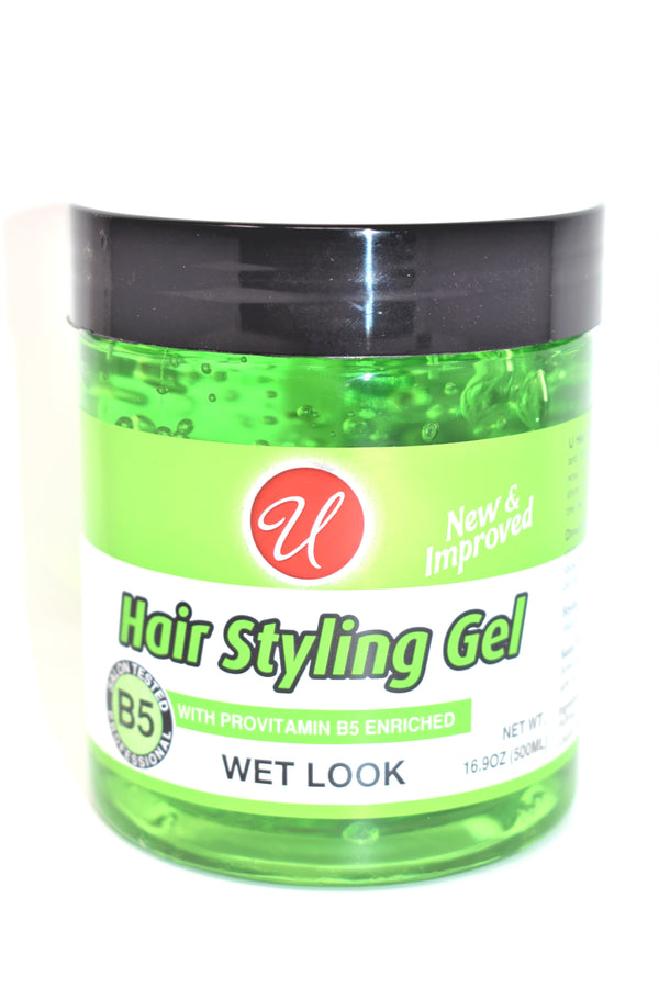 Universal Wet Look Hair Styling Gel, 16.9 oz.