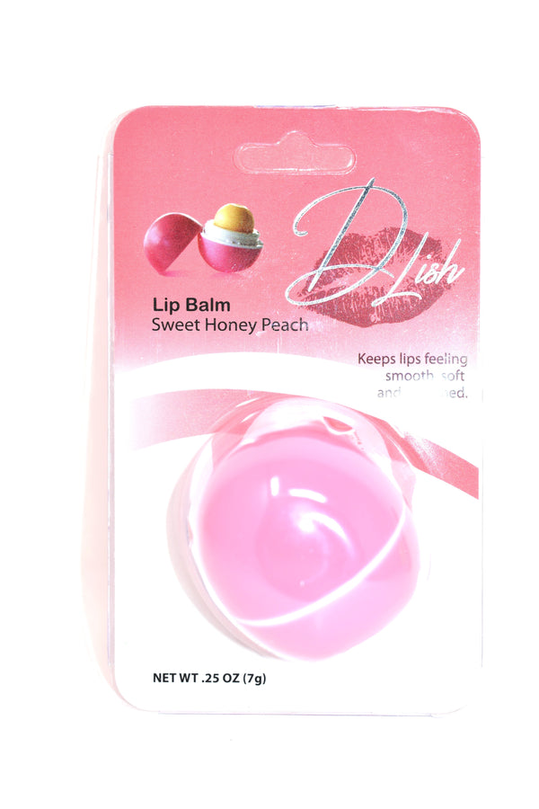 D-Lish Sweet Honey Peach Lip Balm