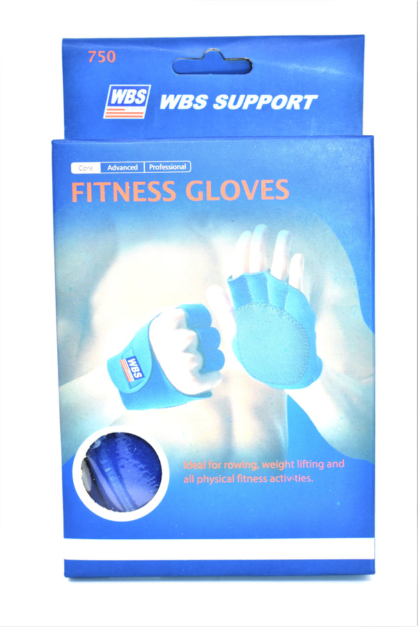 Fitness Gloves, 2 ct.