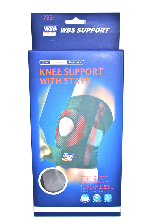 Knee Support with Strays, 1 ct.