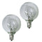 40 Watts Decorator Light Bulb, 2-ct.