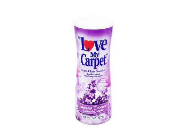Love My Carpet Lavender Dreams Carpet & Room Deodorizer, 14 oz.