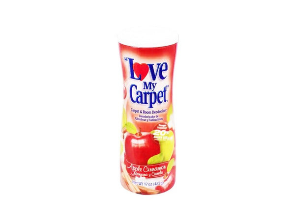 Love My Carpet Apple Cinnamon Carpet & Room Deodorizer, 14 oz.