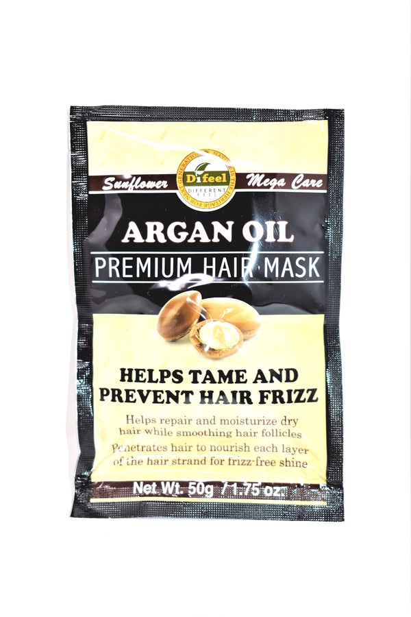 Argan Oil Premium Hair Mask, 1.75 oz.
