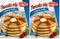 Loretta Pancake Mix Light & Fluffy, 16.5 oz (Pack of 2)