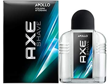 Axe Apollo Vitalising Aftershave, 100ml