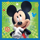 Disney Mickey Roadster Luncheon Napkins, 16ct