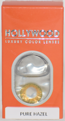 Hollywood Luxury Pure Hazel Color Lenses