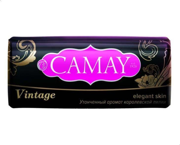 Camay Vintage Beauty Soap, 80gm