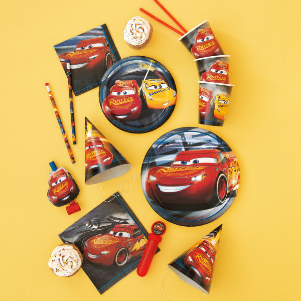 Disney Cars 3 Movie Luncheon Napkins, 16ct