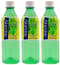 Aloevine Aloe Drink, 500 ml (Pack of 3)