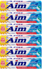 Aim Cavity Protection Ultra Mint Paste Toothpaste, 5.5 oz. (Pack of 6)