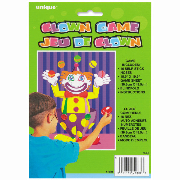 Clown Game Set