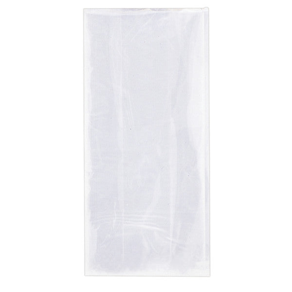 White Cellophane Party Bags, 30-ct.