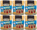Snyder's 6 Count Lunch Pack Mini Pretzels, 3.0 oz (Pack of 6)