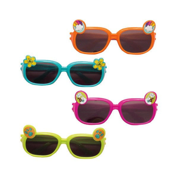 Novelty Sunglasses Party Favors, 4-ct.
