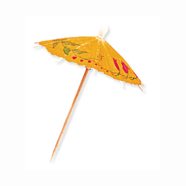 Paper Umbrella Picks, 144-ct.