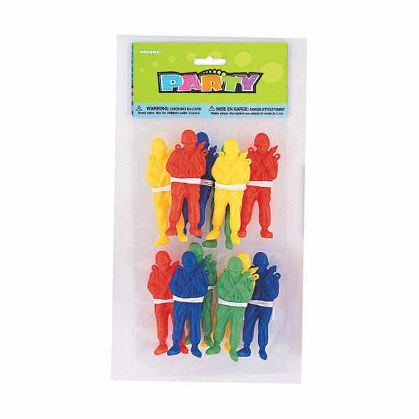 Army Men Paratroopers Party Favors, 12-ct.