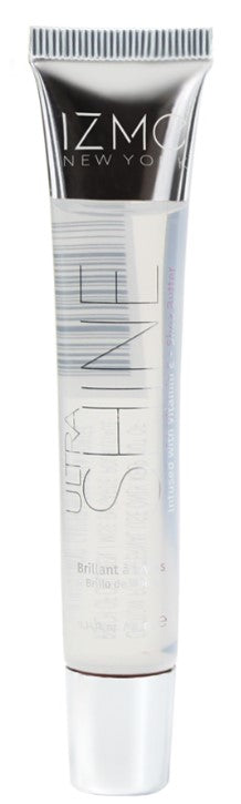 IZME New York Ultra Shine Tube Lip Gloss – Clear – 0.34 oz. / 10 ml