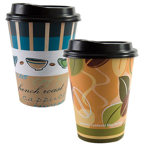12 oz. Hot/Cold Cup with Lid, 14-ct.