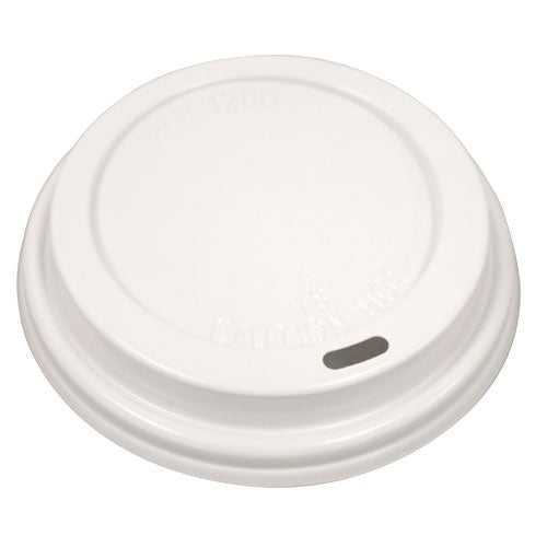 White Lid for 12/16 oz. Hot / Cold Cup, 20-ct.